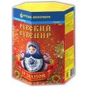 "Р7220 Батарея салютов Русский сувенир (0,8""х19)"