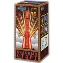 "Р7563 Батарея салютов Красный старт (1,25""х16)"