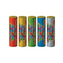 РС346 Фонтаны Цветной супер-дым (5 шт)