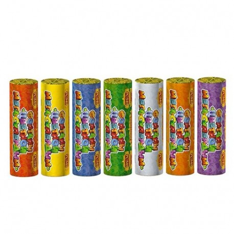 РС349 Фонтаны Цветной Мега-супер-дым