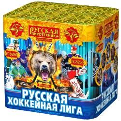 """РС8290 Батарея салютов Русская Хоккейная Лига (1,22""""х36)"""