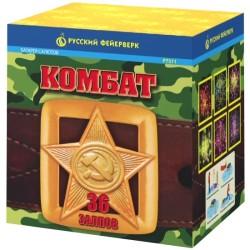 "P7511 Батарея салютов Комбат (1,0""x 36)"