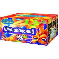 "P8350 Батарея салютов Фестивальный (0,8""1"" 1,25""х 160)"