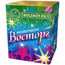 """СХ920016 Батарея салютов Восторг (0,8""""х16)"""