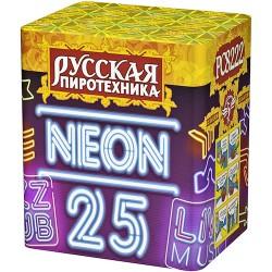 "РС8222 Батарея салютов Неон 25 (1,25""х25)"