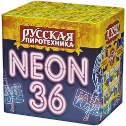 "РС8292 Батарея салютов Неон 36 (1,25""х36)"