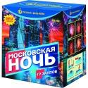 """Р8790 Батарея салютов Московская ночь (3""""х12)"""